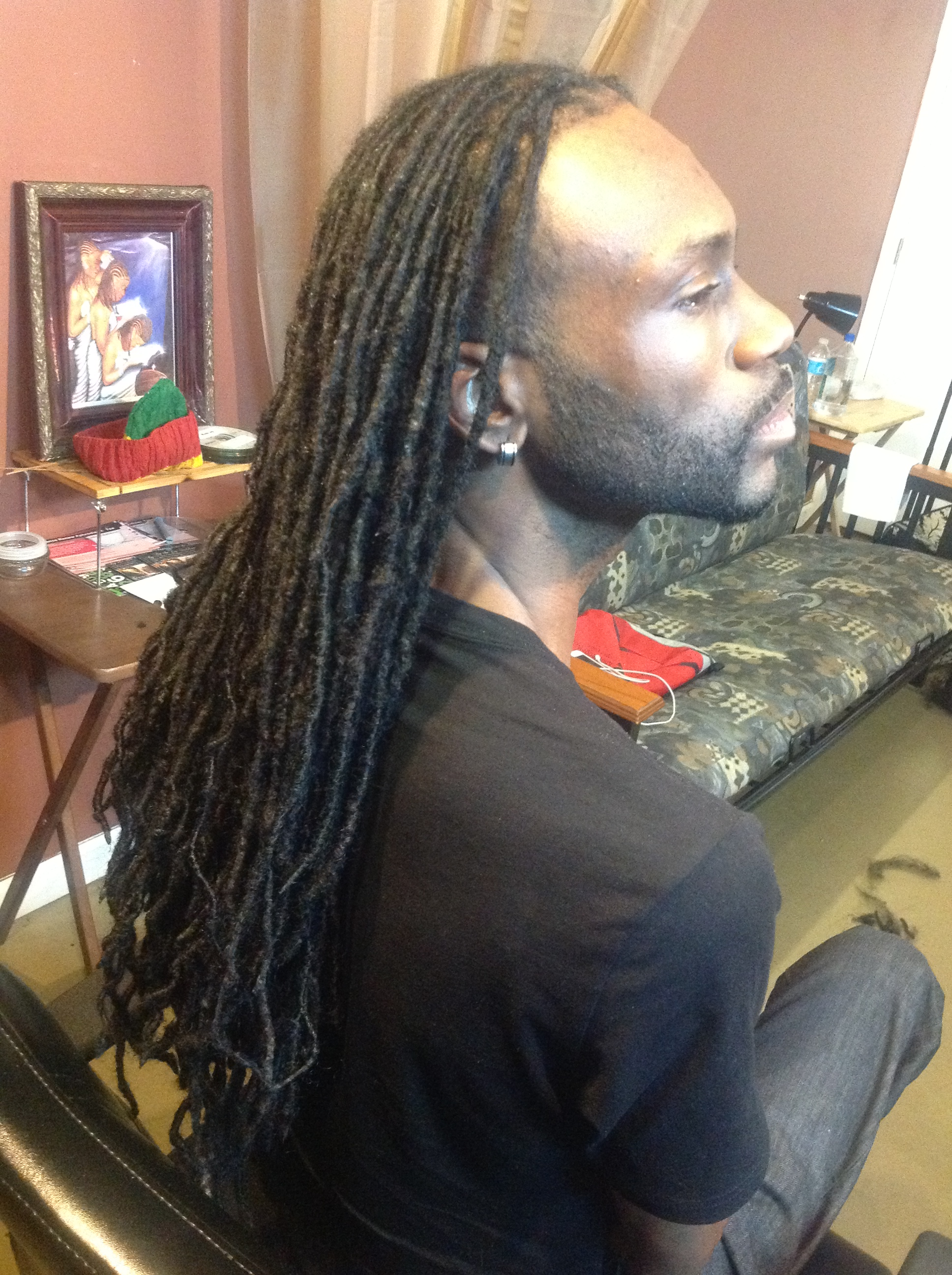 Dreadlock extensions and more by keisha pmusecretfo Images
